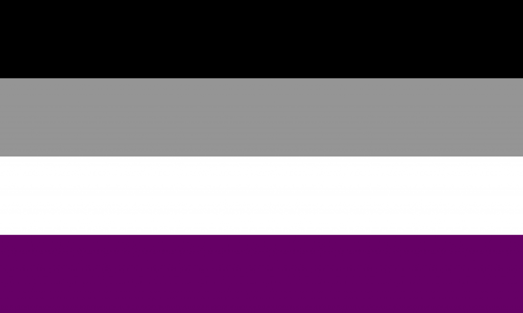 無性戀 Asexual